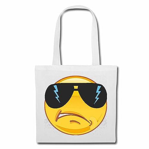 Bolsillo Bolso Bolsa REFRIGERADOR sonriente con gafas de sol ...