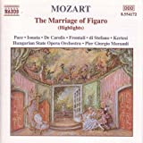 Mozart: Marriage Of Figaro (The) (Highlights): more info