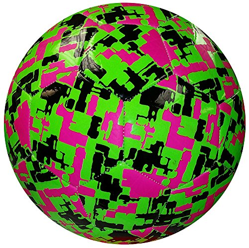 以内にトロイの木馬力American Challenge 迷彩 六角サッカーボール
