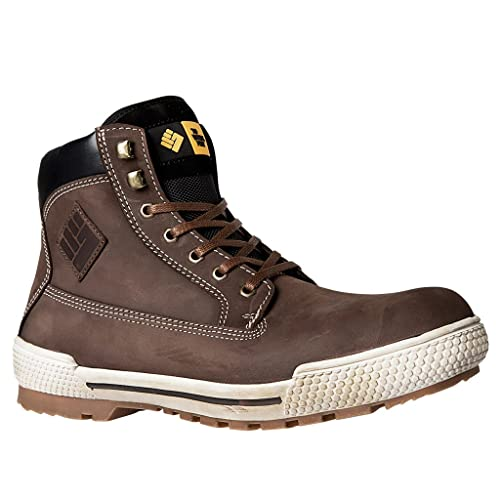 To Work For Bison s3 SRC HRO - Botas de Seguridad - Talla 36 - Marron