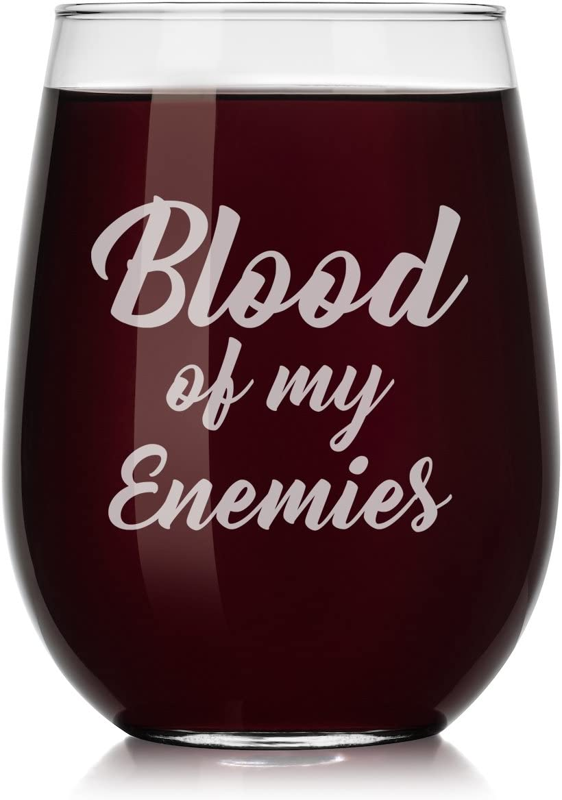Details about Blood Of My Enemies Wine