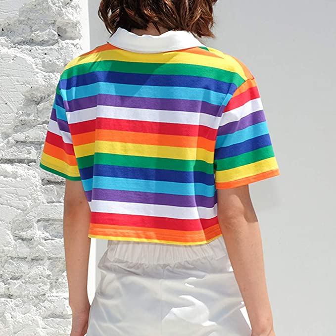 RAINBOWS UNIFORM Polo Shirt POSTED SAME DAY Latest Style FREE POST