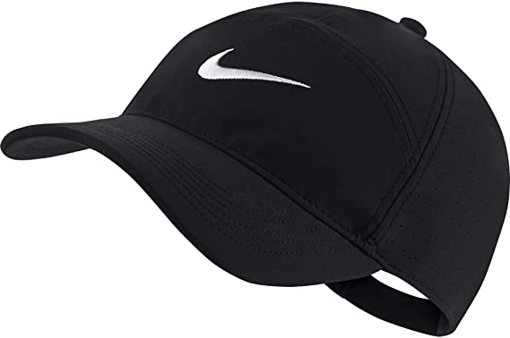dañar prisión Producto  Amazon.com: Nike Arobill L91 Performance Cap, Black/Anthracite/White, Misc:  Clothing