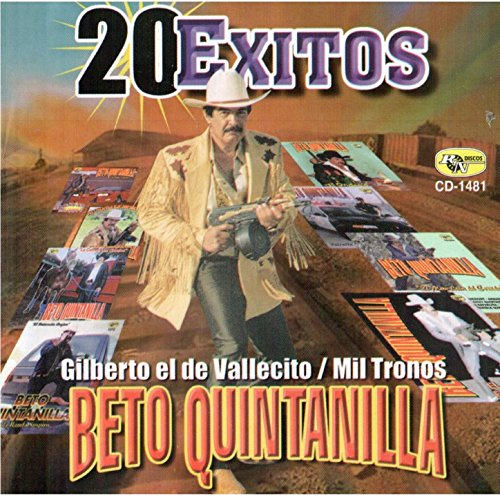 Beto Quintanilla Stream or buy for $8.99 · 20 Exitos