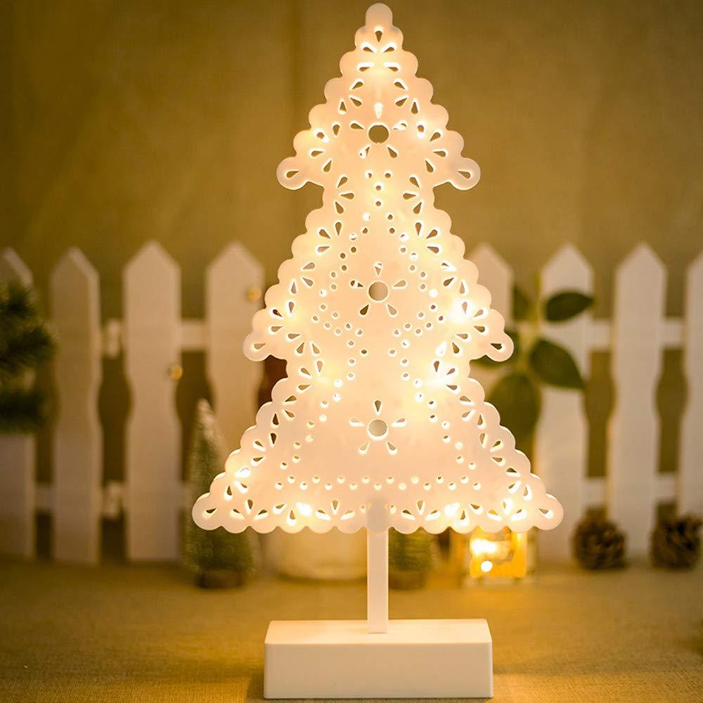 ODJOY-FAN Weihnachten Licht Brett Dekoration Tabelle Pendel Dekor ...