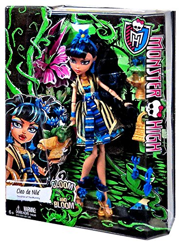 Venus Mcflytrap Costume (Monster High Gloom and Bloom Cleo De Nile 10.5