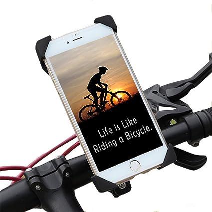 Amazon Com Bike Mount Cell Phone Holder Universal Mountain