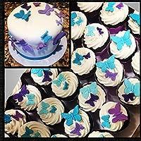 LEAMALLS 14 Piezas Acero Inoxidable Boquillas pasteler/ía Bolsas para Bizcochos Cupcake y Hojaldre Decoraci/ón de Pasteles Cocina Tuber/ías Herramienta Galleta