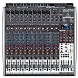 Behringer Xenyx X2442USB Premium 24-Input 4/2-Bus Mixer with XENYX Mic Preamps & Compressors