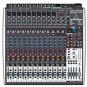 behringer xenyx x2442usb premium 24 input 4 2 bus mixer with usb audio interface. Black Bedroom Furniture Sets. Home Design Ideas