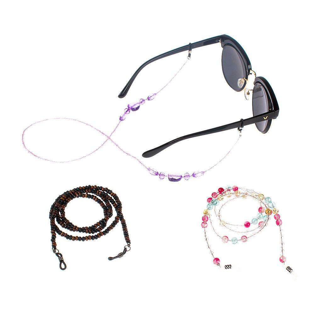 Sharplace Cord/ón Cuerda Correa de Gafas Sostenedor de Algod/ón de Vidrios Estilo /Étnico