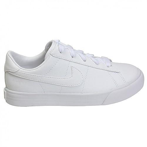 Nike Piel Zapatos 21 Y Blanco Accesorios Ropa Tenis mx q4WqrwCgB
