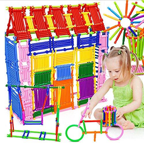 Mathematical Intelligence Stick Figures Box Baby Preschool 250PCS,American