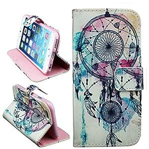 "iphone 6 Case,Flip Cover Skin,iphone 6 Wallet Case,iphone 6 Leather Case,Ezydigital iPhone 6 4.7"" ,Cute,Credit Card Holder"
