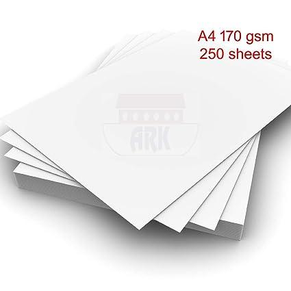 ARK 35830 - Tarjeta de papel para impresora, A4, color ...