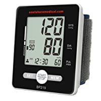 Eastshore Bp219 Wrist Blood Pressure Monitor with Talking Function, MWI Technology...
