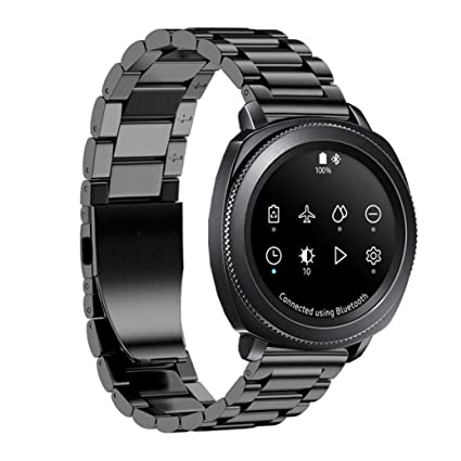 Amazon.com: QIQI for Samsung Gear S4 Smartwatch Band ...