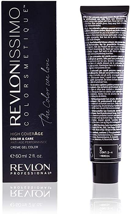 Revlon Revlonissimo High Coverage Tinte Tono 5-60 ml