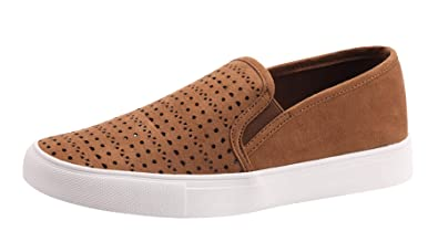 1cf2e08a90f Sofree Women s Slip on Casual Loafers Fashion Sneakers Shoes (6