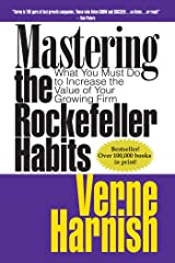 Mastering the Rockefeller Habits: What You Must Do to Increase the Value of Your Growing Firm (English Edition) Edición Kindle