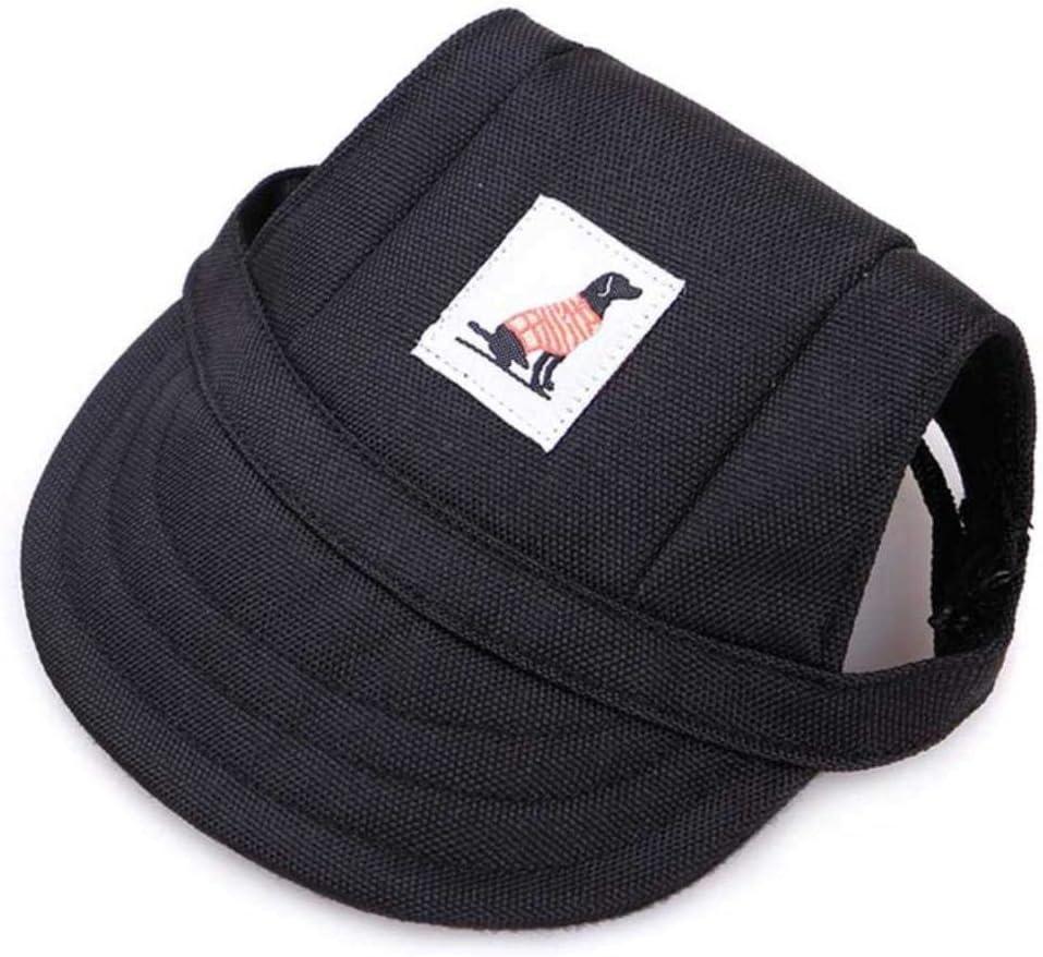 S Estampado de Leopardo AFRUDDR Gorros para Perros peque/ños Cachorros peque/ños Gorro Estampado de Verano de Visera de b/éisbol para Perros Accesorios para Exteriores Gorro de cap/ó para Chihuahua