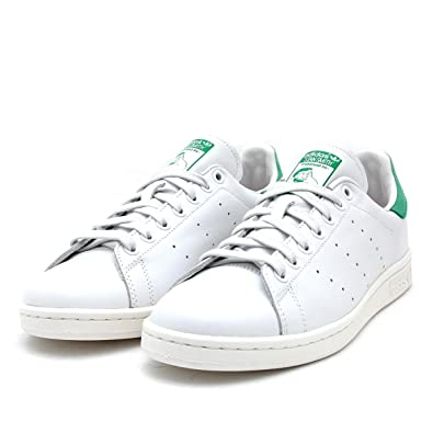 new arrival dc3c1 03400 adidas Stan Smith Mens (American Dad - Stan Smith Colab) in White Green,  14  Amazon.co.uk  Shoes   Bags