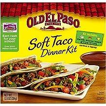 OLD EL PASO Soft Taco Dinner Kit, 12.5 oz