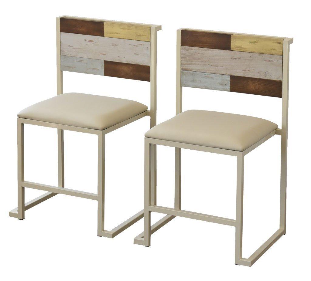 ダイニングチェア 天然木 北欧 木製 椅子 イス チェア B01GZVE1IO
