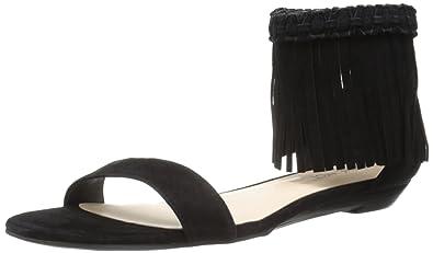 West   Nine West  Damens's Wanderlust Suede Dress Sandale   Flats 033e05