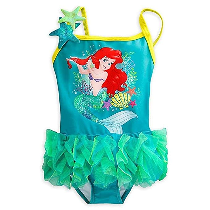 554020df4cd5d Disney Store Princess The Little Mermaid Ariel Girl Two Piece Swimsuit (7/8)