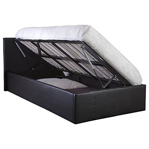 Small Double Bed With Storage Amazon Co Uk
