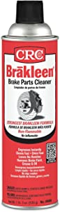 CRC Industries (CRC05089) Brakleen Brake Parts Cleaner, 19 oz Can, 12 per Pack