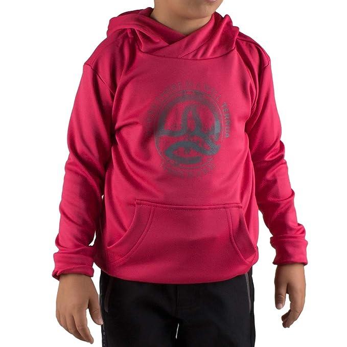 Ternua ® Sudadera Hylor Hoody K E Rosa Fucsia Niño - 6, Niño: Amazon.es: Ropa y accesorios