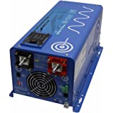 AIMS Power 3000 Watt 12V Pure Sine Inverter Charger w/ 9000W Surge