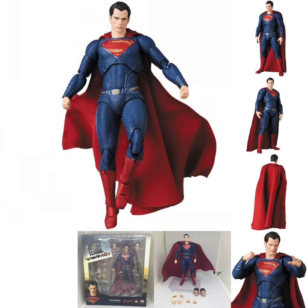 Espace Multimedia Figuarts Superman Justice League Figurine d'action