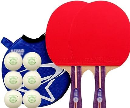 xianw Profesional Tenis de Mesa Paleta avanzado Entrenamiento ...