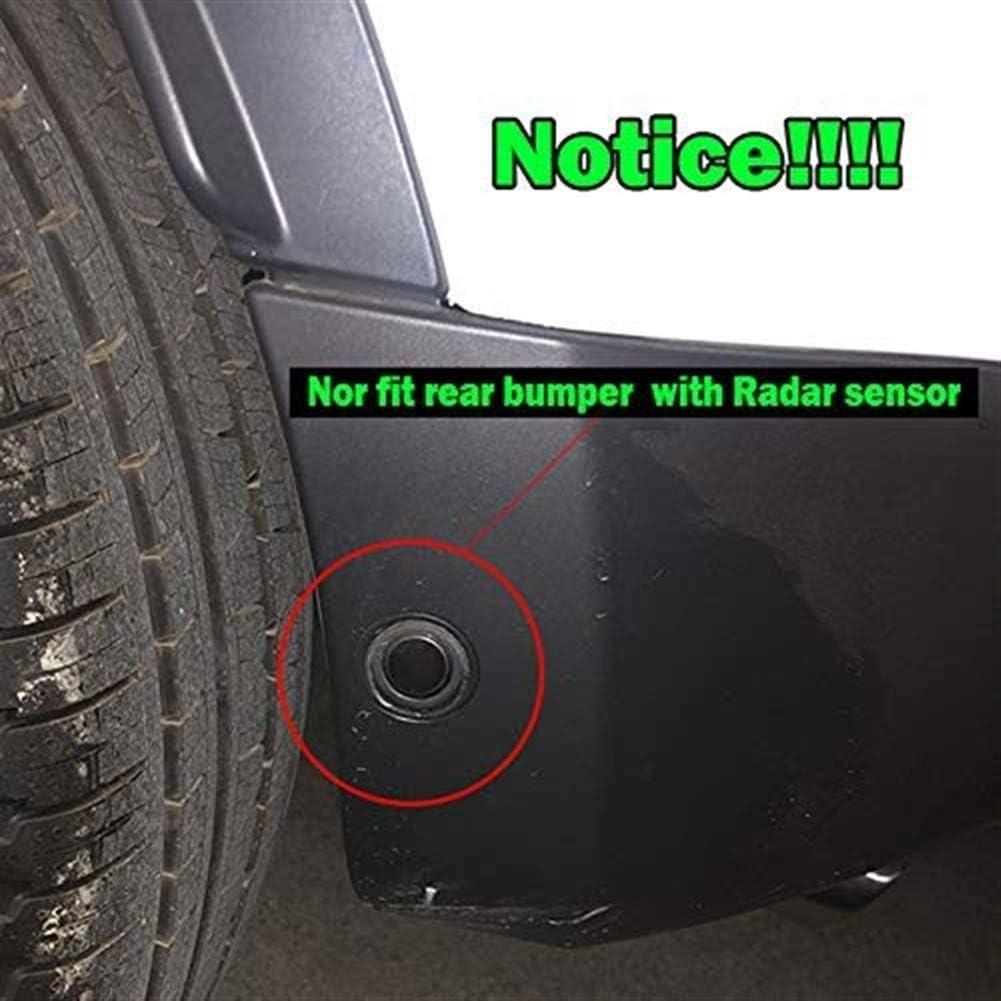 JUZZQ Mud Flaps Splash Guards Fender 4Pcs ,For Range Rover Evoque Pure Prestige 2012-2018 A-premium Front /& Rear Moulded Full Protection Set Splash Mud Guards Black