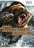 Cabela's Dangerous Hunts 2013 - Nintendo Wii