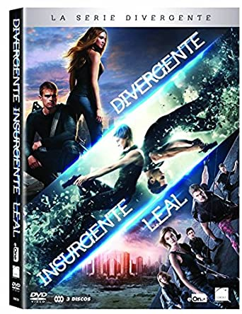 b37b5d5ddd Pack Divergente + Insurgente + Leal [DVD]: Amazon.es: Shailene ...