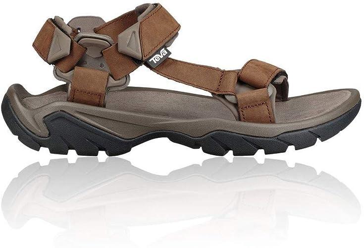 Teva Herren Terra Fi 5 Universal Leather Mens Sandalen