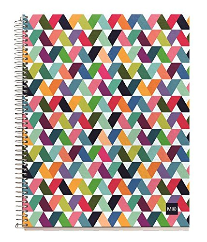 miquelrius-spiral-hardcover-notebook-4-subject-140-sheets-280-lined-pages-65-x-8-origami-light-multi