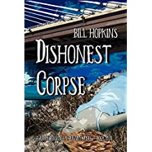 Dishonest Corpse (Judge Rosswell Carew Mystery Series Book 5)