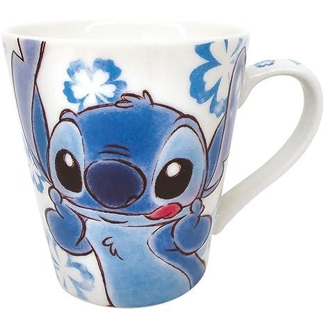 Disney Dn Fuzzy Mug Stitch 5519190st Pattern Tees BdxoeCr