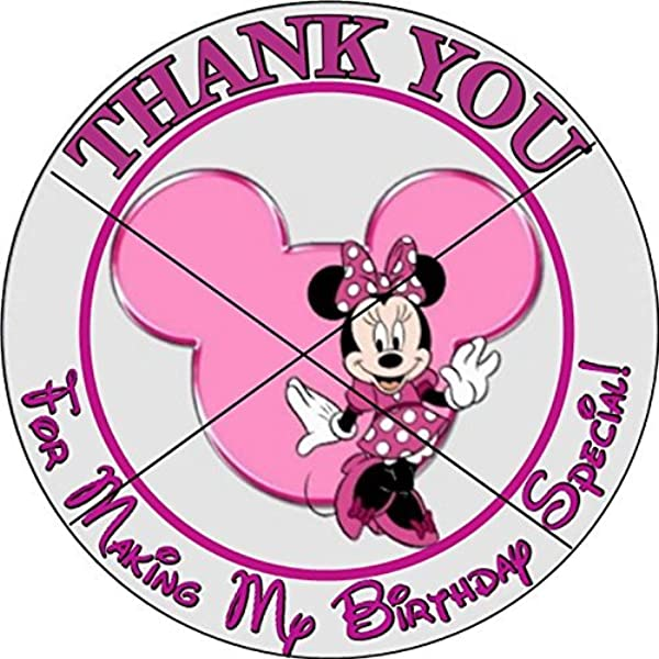 Minnie Mouse Goodie Bag Minnie Mouse Favor Printable Minnie Mouse Birthday Minnie Favor Minnie Mouse