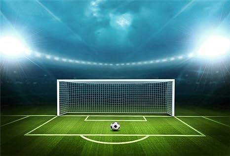 Amazon.com : AOFOTO 8x6ft Soccer Field Background Football Pitch