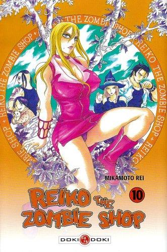 Reiko The Zombie Shop 10