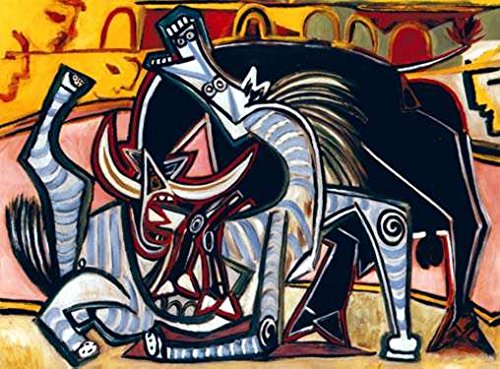 Used, Artwork by Pablo Picasso After the Original Painting for sale  Delivered anywhere in USA