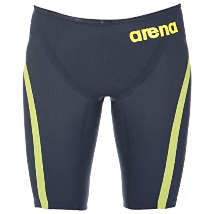 abe9ccd1d9 Amazon.com: Arena Carbon Flex 15 Jammer Fluorescent Green 30: Clothing
