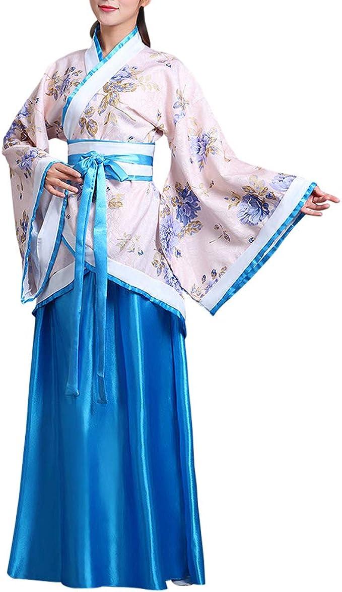 Gtagain Ropa Mujer Traje Tang - Mujer Chino Tradicional Vestidos ...