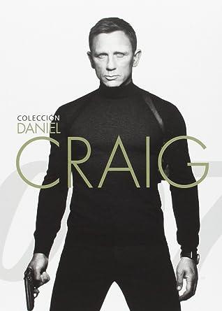 Pack Bond Daniel Craig Blu-Ray [Blu-ray]: Amazon.es: Daniel Craig ...